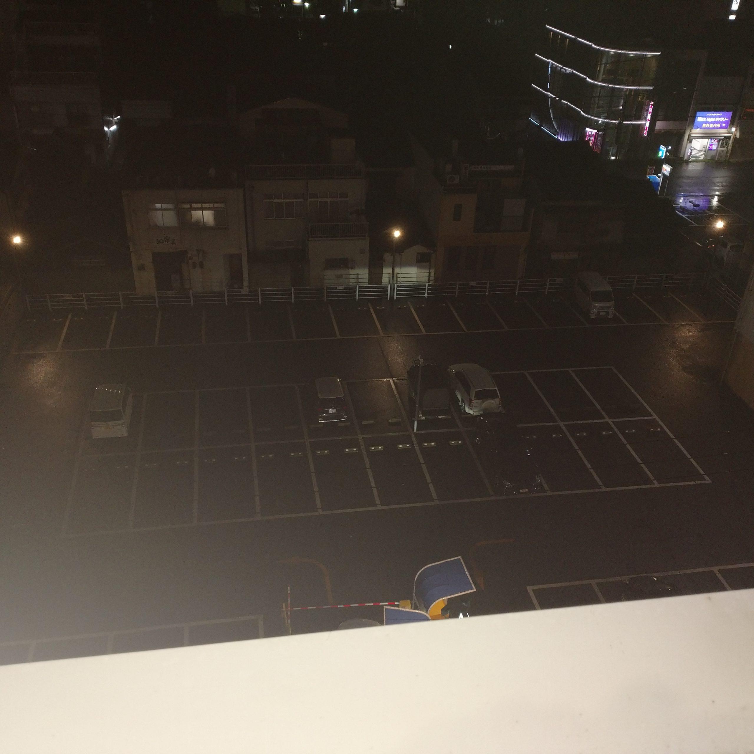 繁華街中心部コインP